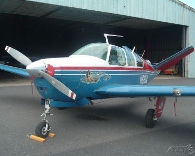 1960 Beechcraft M35 Bonanza
