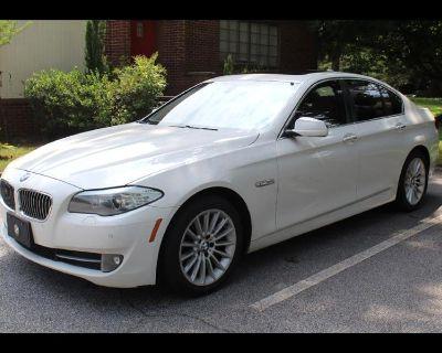2013 BMW 5-Series XI