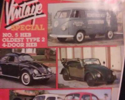 hot vws july 1985