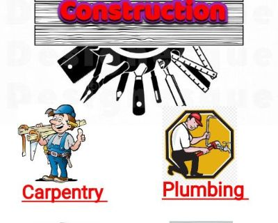 Construction work wanted