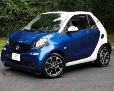 2017 smart fortwo Passion Cabriolet Electric Drive