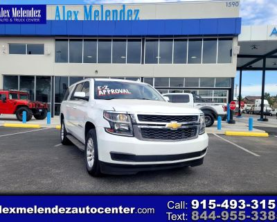Used 2015 Chevrolet Suburban 2WD 4dr LT