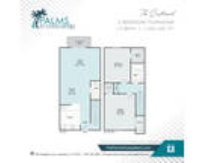 The Palms at Casselberry - The Driftwood Townhome