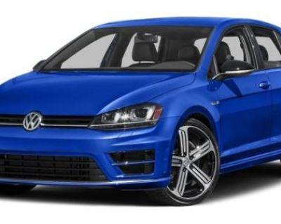 2015 Volkswagen Golf R Base