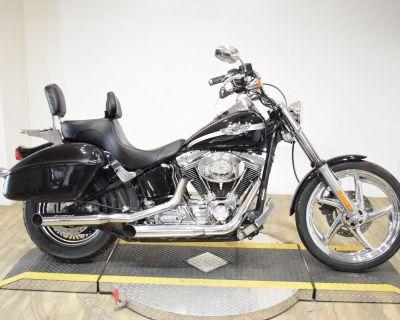 2003 Harley-Davidson FXST/FXSTI Softail Standard Cruiser Wauconda, IL