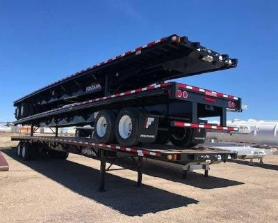 2021 FONTAINE VELOCITY Flatbed Trailers