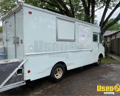 Ready to Go Chevrolet GMC P32 Step Van All-Purpose Food Truck