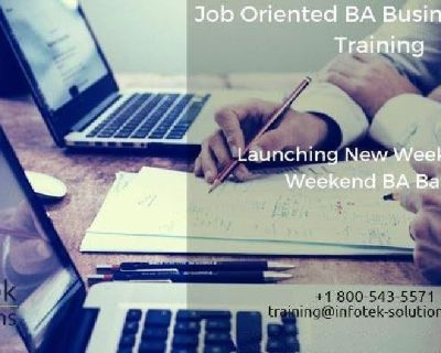 Business Analyst(BA) Job-Oriented Training Program