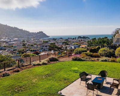 180 Ocean View Home | beaches, hiking, restaurants, family activities, + - Linda Mar