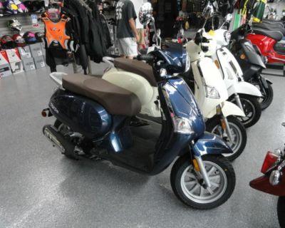 2022 Genuine Scooter Co Urbano 200i