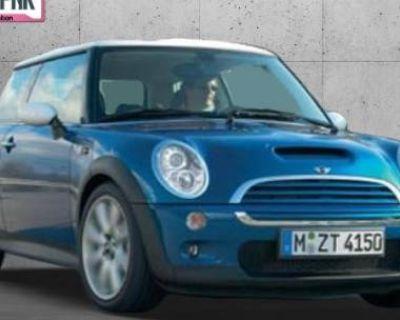 2005 MINI Cooper Cooper S