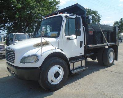 2010 FREIGHTLINER BUSINESS CLASS M2 106 Dump Trucks Heavy Duty