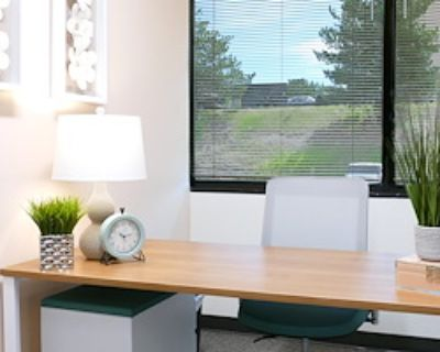 Private Office for 1 at Office Evolution Colorado Springs
