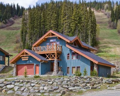 Best Family Retreat location at Sun Peaks! Spectacular Views/Hot Tub - Sunburst Estates