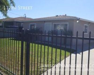 3640 W 112th St, Inglewood, CA 90303 2 Bedroom House