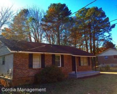8301 Marlborough Dr, Jonesboro, GA 30238 3 Bedroom House
