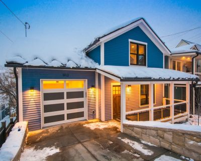 Luxury Old Town Home! Perfect Location, Steps from Skiing & Old Town Park City - Downtown Park City