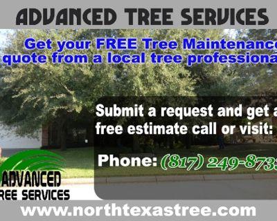 Advanced Tree Services !!Tree Maintenance fort worth