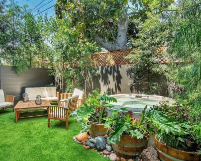 Stylish 4 Bedroom Home With a hot tub - Pico - Robertson