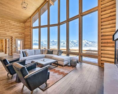 Mtn. Immersion: Luxe Cabin w/Spa, 6Mi to Park City - Highland Estates