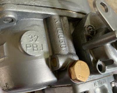 Solex 32 PBJ Carburetors in good condition