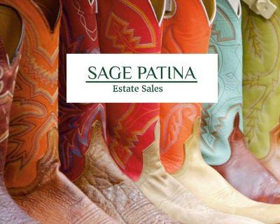 "SAGE PATINA Hosts ""A Time Traveler"" in Edgecliff Village Estate Sale!"