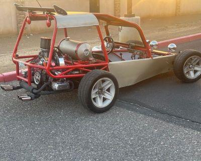 eBay auction sand rail dune buggy