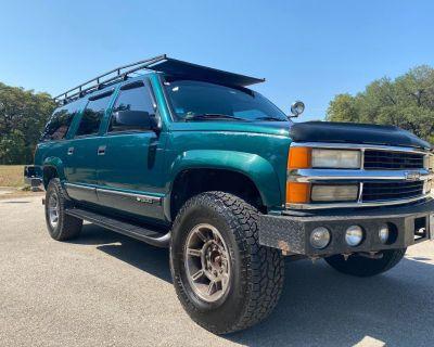 1998 Suburban 1500LT 4WD 6.5 Diesel 3/4 ton