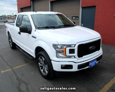 Used 2019 Ford F-150 XL SuperCab 6.5-ft. Bed 4WD