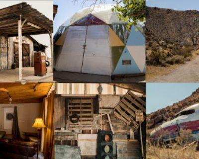 40 Acre Desert Film Ranch