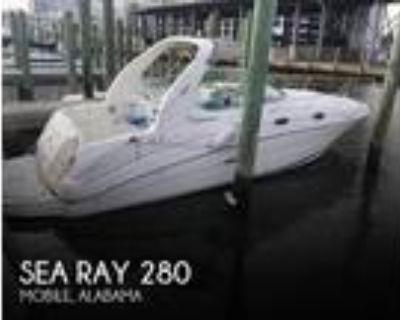 28 foot Sea Ray Sundancer 280