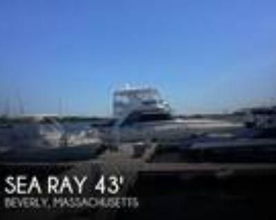 43 foot Sea Ray 43 Convertible