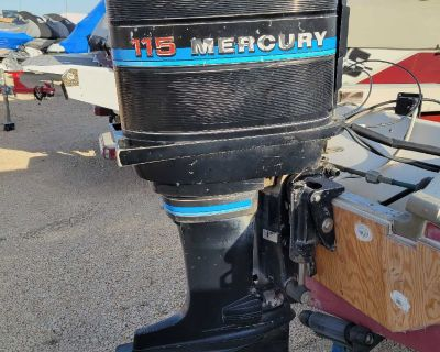 115 Mercury outboard Tower of Power