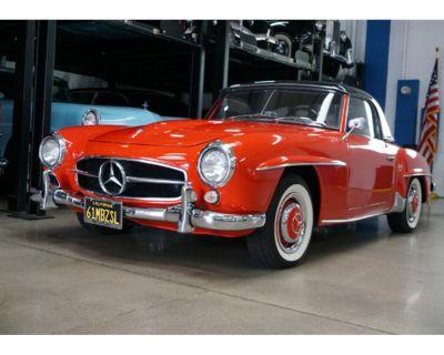 1961 Mercedes-Benz 190
