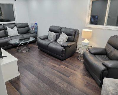 3 seater sofa plus 2 seater sofa plus reclining armchair