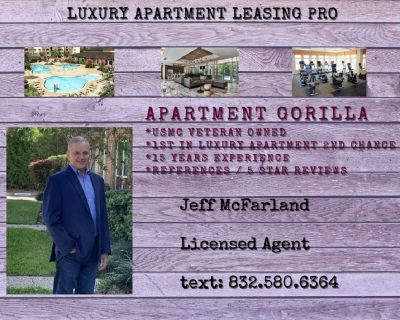 2nd Chance Apartment finder / Real Estate Agent