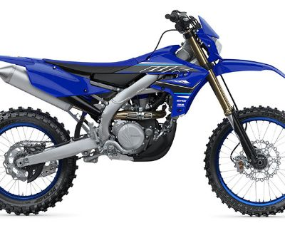 2021 Yamaha WR450F Motorcycle Off Road Greenville, NC