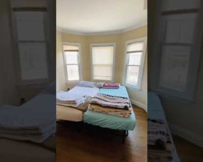 Furnished Master Bedroom With Bath
