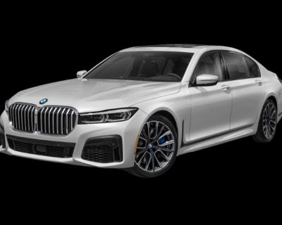 New 2022 BMW 7 Series 750i xDrive