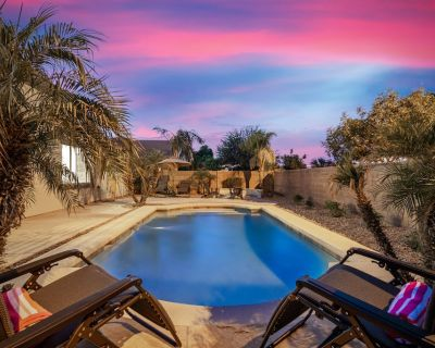 Amazing Gilbert Home! Golf Community, Heated Pool, Fire Pit, Dog Friendly! - Seville