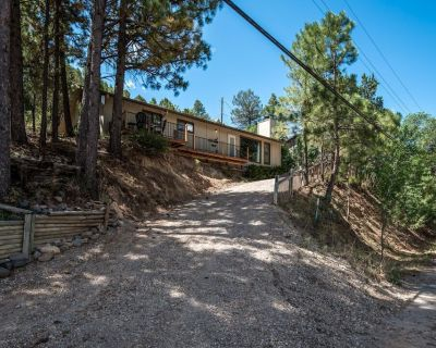 SINGLE LEVEL CABIN WITH LARGE LIVING/KITCHEN/DINING - Hollywood