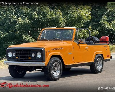 1972 Jeep Jeepster Commando