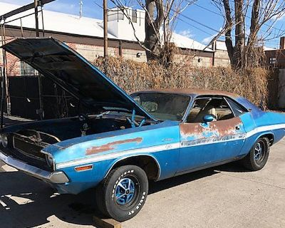 1970 Dodge Challenger 2 DR. Coupe
