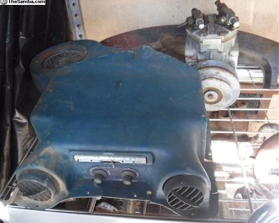 VW - Volkswagen Many Bug - Beetle Parts - One Lot
