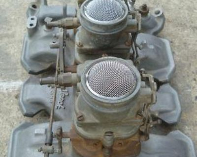 3 Stainless Bug Domes 4 Stromberg & Holley Carburetor Rat Hot Rod Air Filter