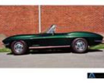 1967 Chevrolet Corvette Convertible 327/300 HP engine