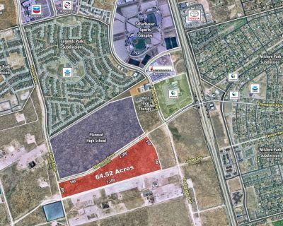 64 Acres in Midland, TX