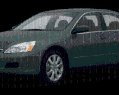 2007 Honda Accord LX V6