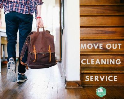 Move Out Cleaning Services Louisville KY