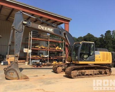 2013 (unverified) John Deere 210G LC Track Excavator